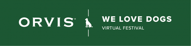 We love dogs virtual festival logo