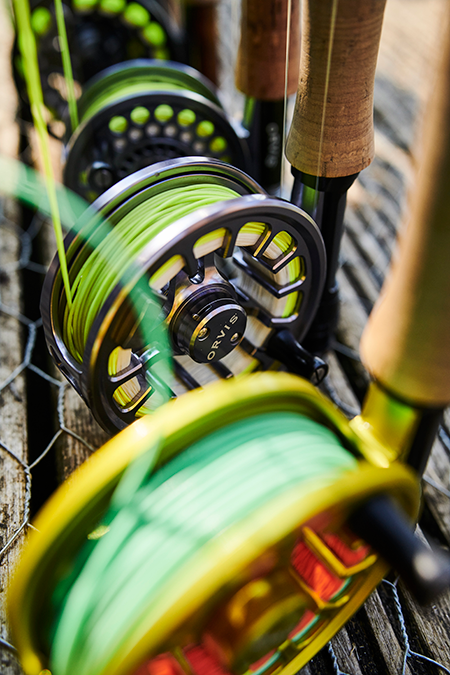 Learn to fly fish for free