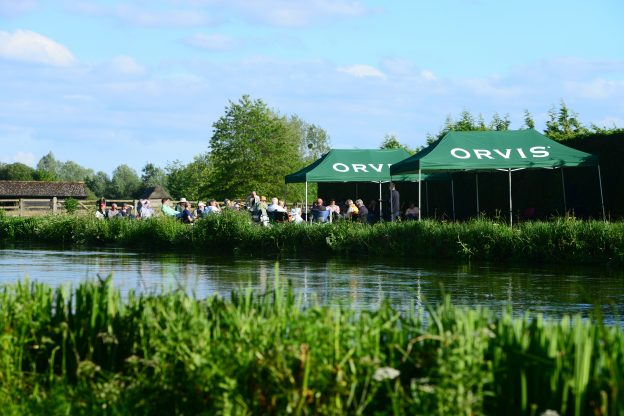 Orvis Fish in The Reads Festival